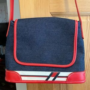 Vintage Tommy Hilfiger Denim pocketbook